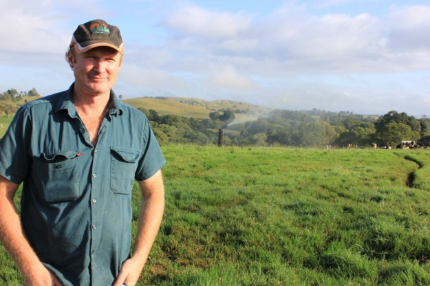 Malanda dairy farmer Bryan Anderson says Reef Rescue has improved his farm and also water quality.